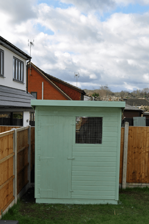 4 Considerations When Building A Wooden Potting Shed