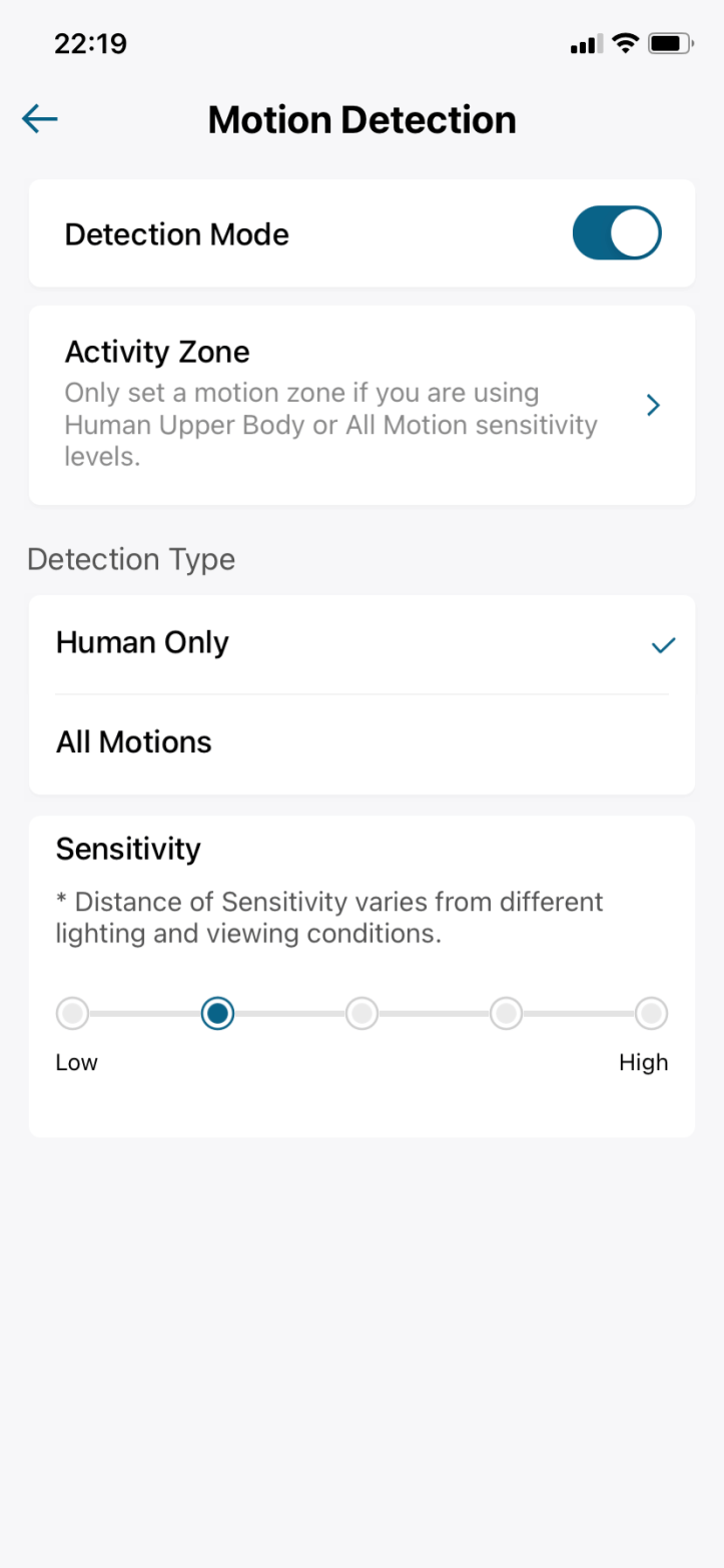 Eufy doorbell app settings 9