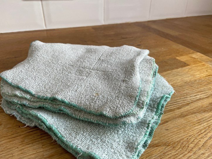 reusable wet wipes