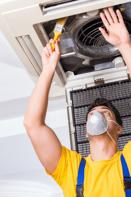 maintaining your air conditioning unit