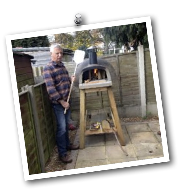 bobs pizza oven