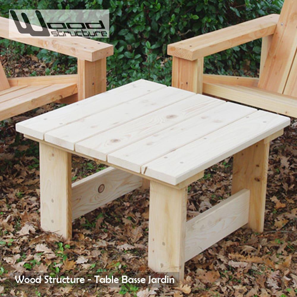 table basse douglas