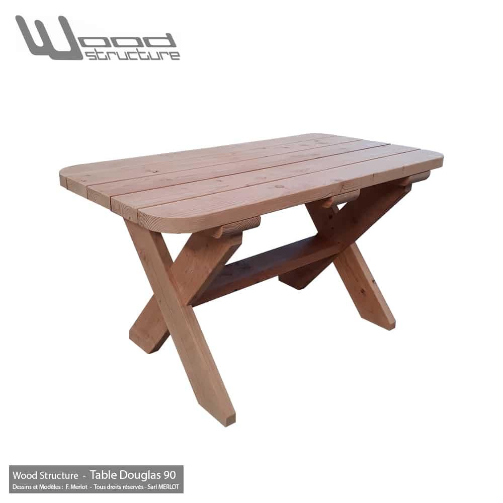 table douglas 90
