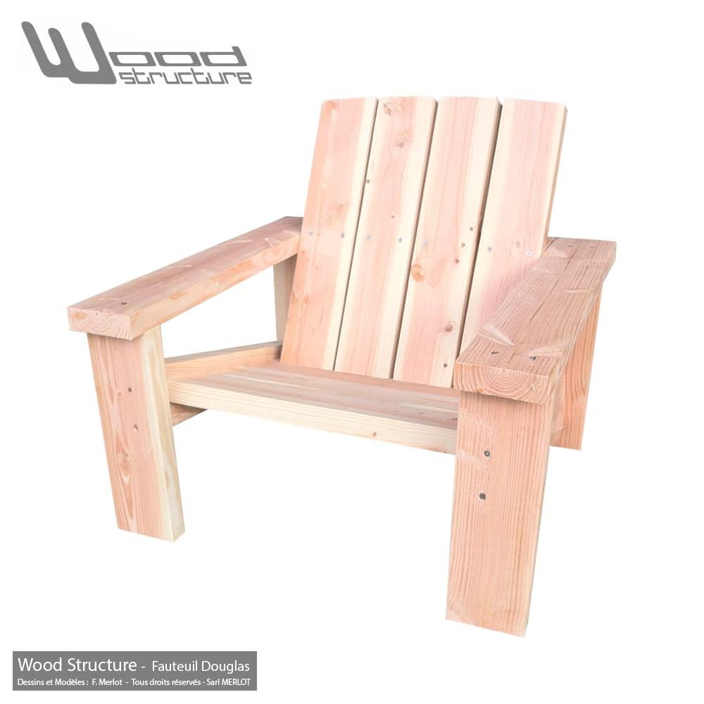 fauteuil douglas xl