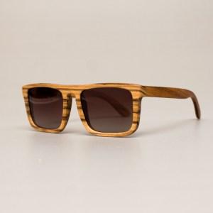Дървени слънчеви очила с поляризация модел 2016_