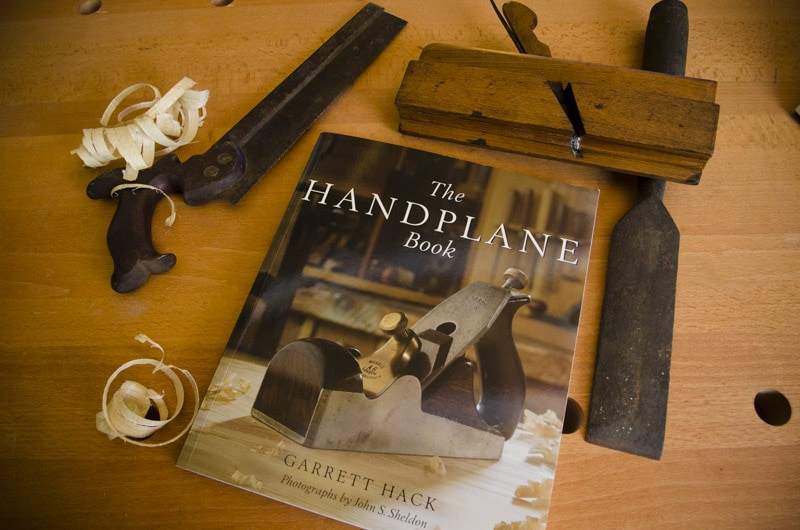 The Handplane Book Best Traditional Woodworking Books