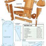 Westport Chair Plans Woodarchivist