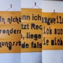 """Wanddeko_Sprücheklopfer, Abteilung 3 """"Kinder-Bilder-Schilder"""""""