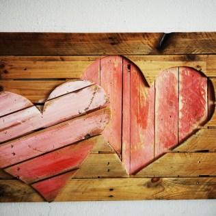 Ein Bild - zwei Herzen