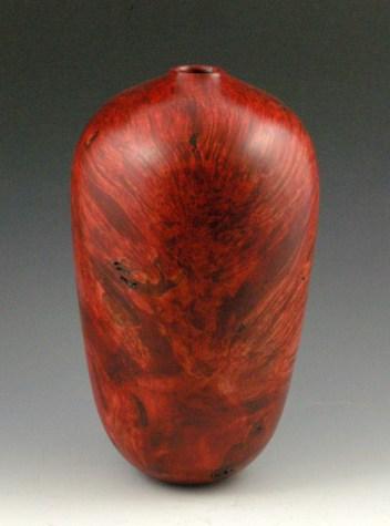 Large Red Burl