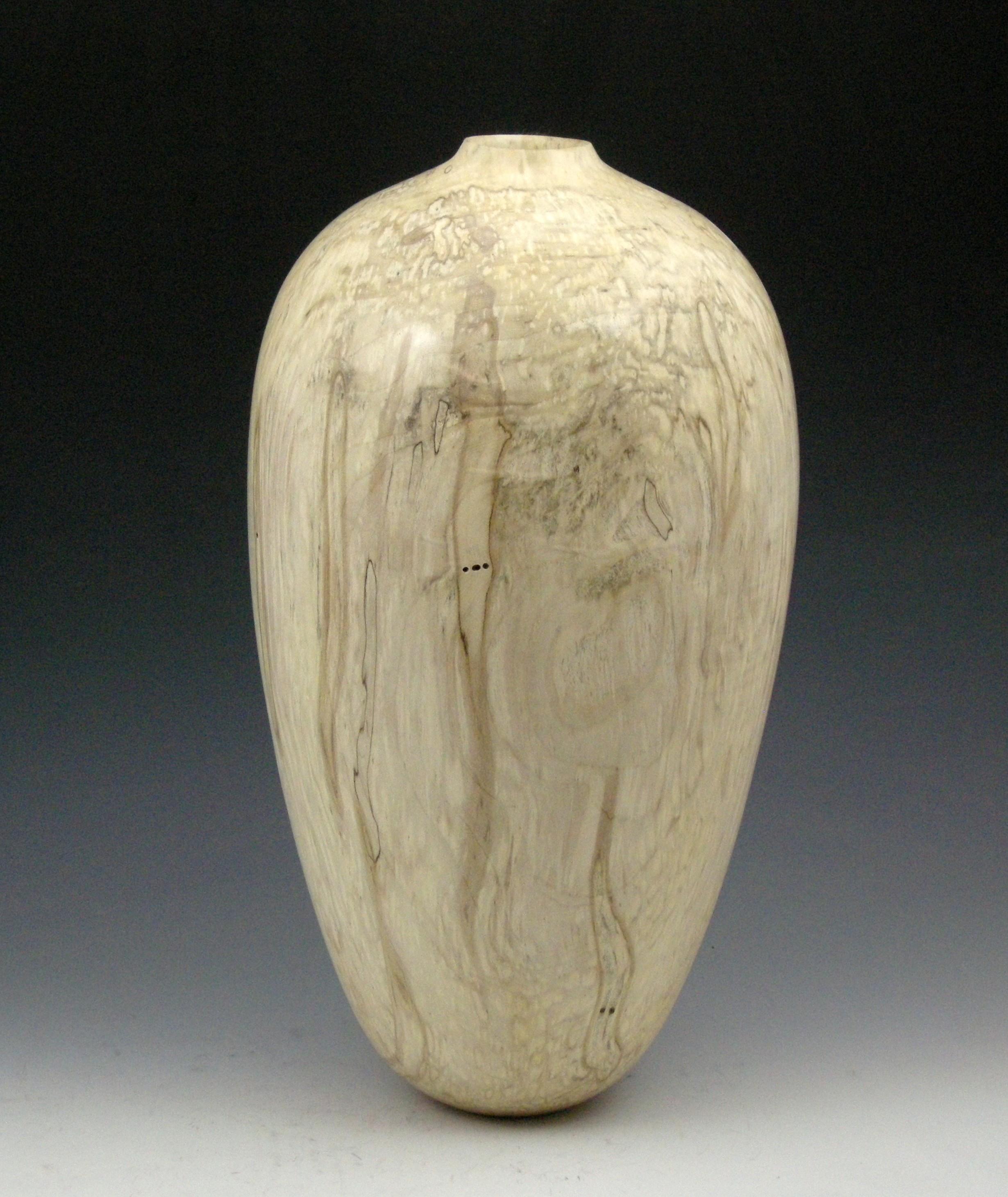 Marbleized Maple Vessel