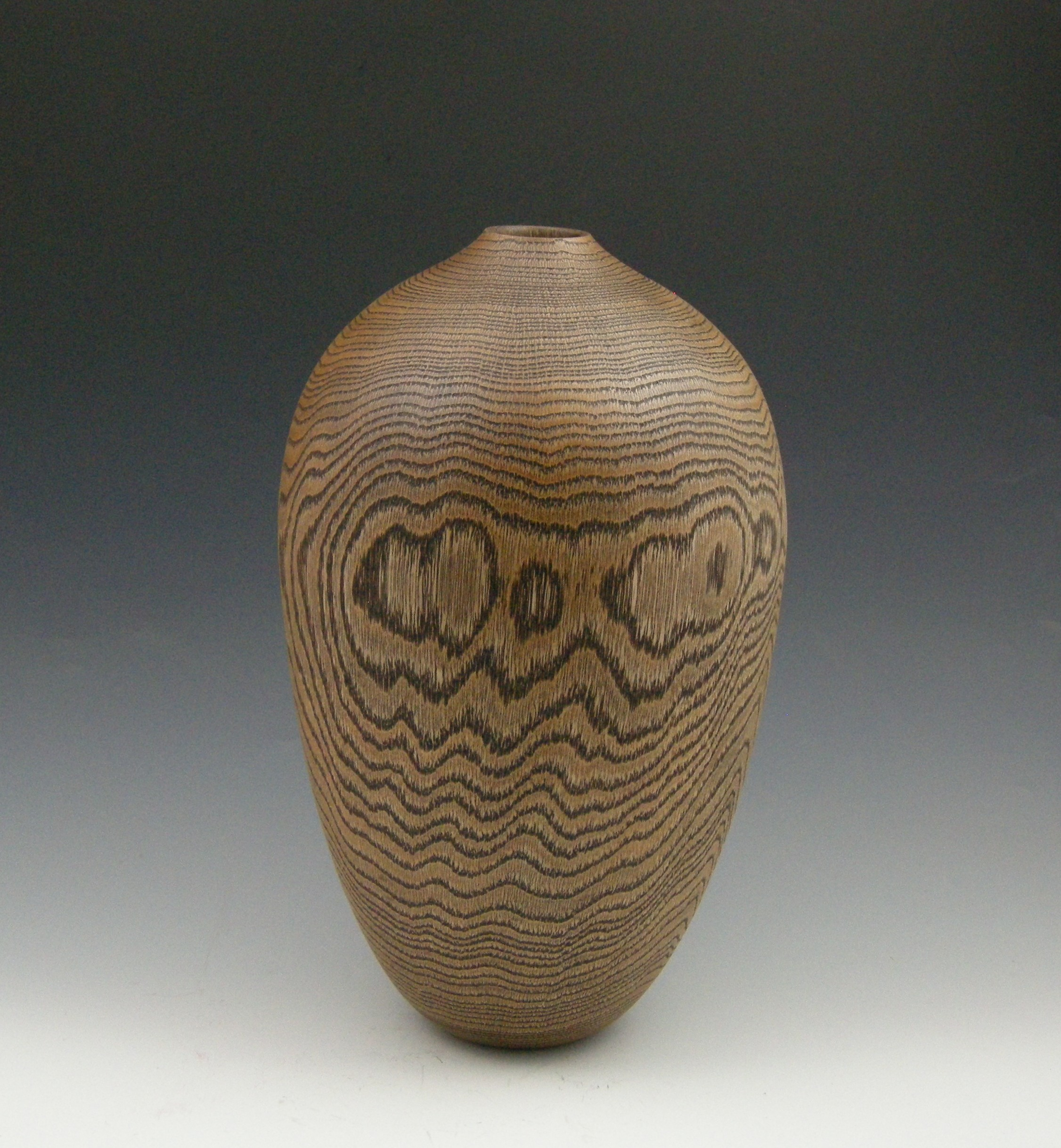 Oak Wave Vessel