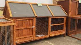 Rabbit Hutches – New Range