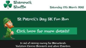 Shamrock Shuffle 5K Run