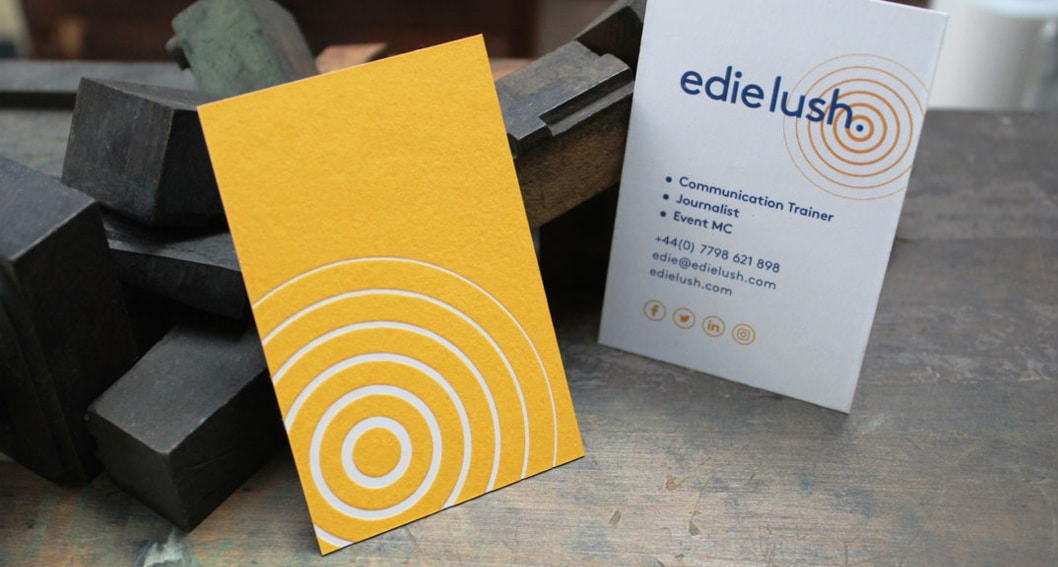 Business cards to give you swagger!