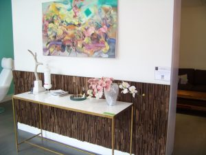 wooden blocks panels, acoustic panels, wood interior design, wall decoration, unique design
