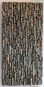 wood wall sculpture, wood art, interior design, contemporary wood art, wood wall art, home decor, wood sound diffuser