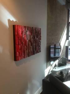 acoustic treatment, wood art acoustic, acoustic panels, wood sound diffusers, hi end acoustic diffusers, wood art, contemporary wood art, wood wall art, interior design