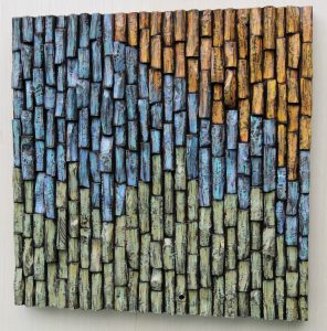 contemporary wall sculpture, organic wall decor, nature art, cottage life, corporate art, wood assemblage, wood wall art, custom wood wall sculpture, zen art, wood blocks panel,