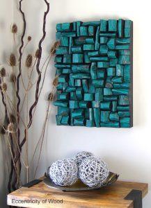 wooddesign, woodwork, wood blocks panel, contemporary art, home styling, wall art ideas, eccentricity of wood, wall sculpture, abstract art, eco art, feng shui design, natural decor