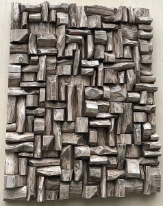 Olga Oreshyna Wood Sculpture