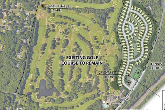 Selectmen Choose St. Pierre Proposal For Country Club