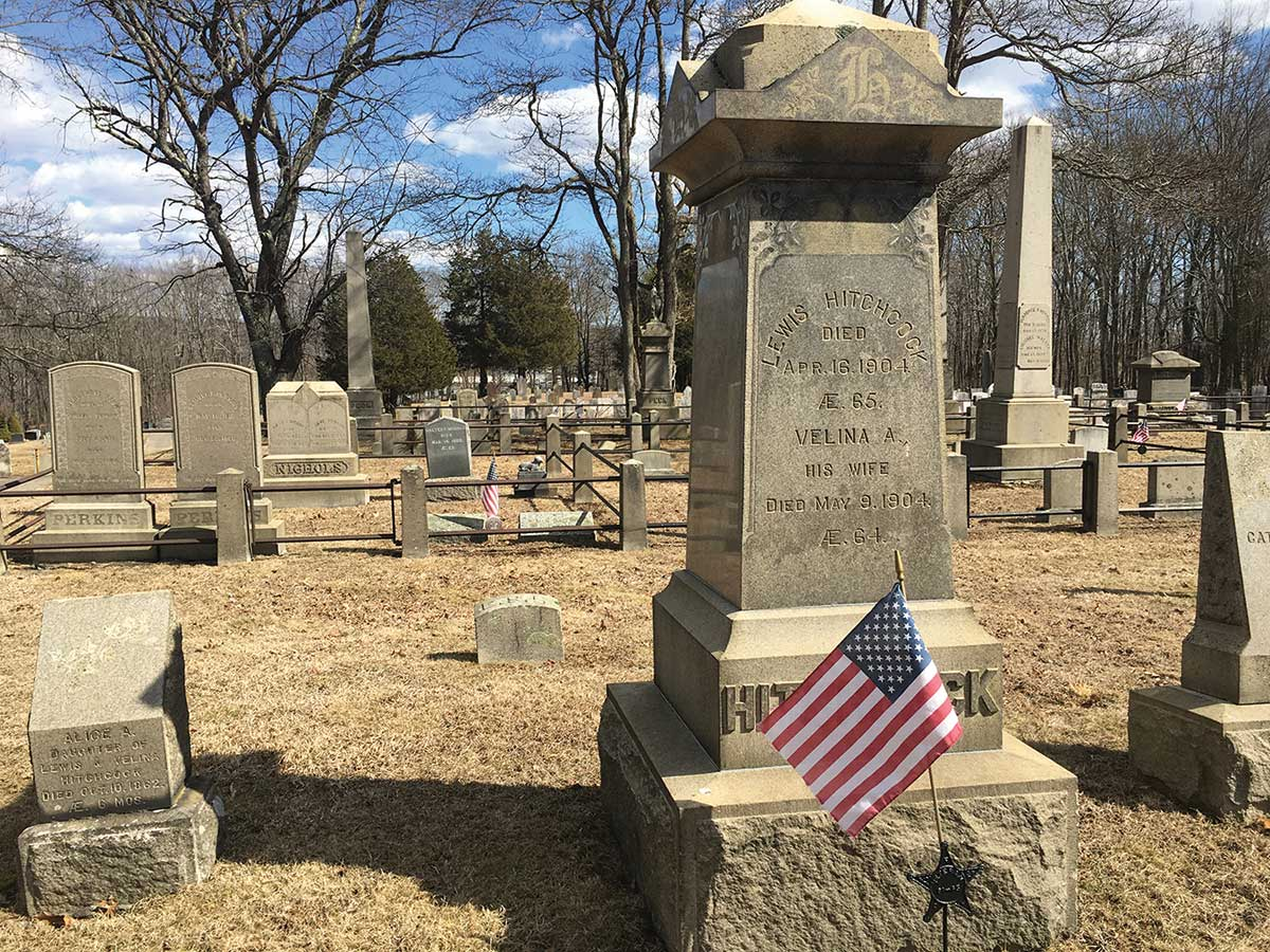 'Everyone Should Have A Stone': Volunteers Care for Burial Grounds, Headstones