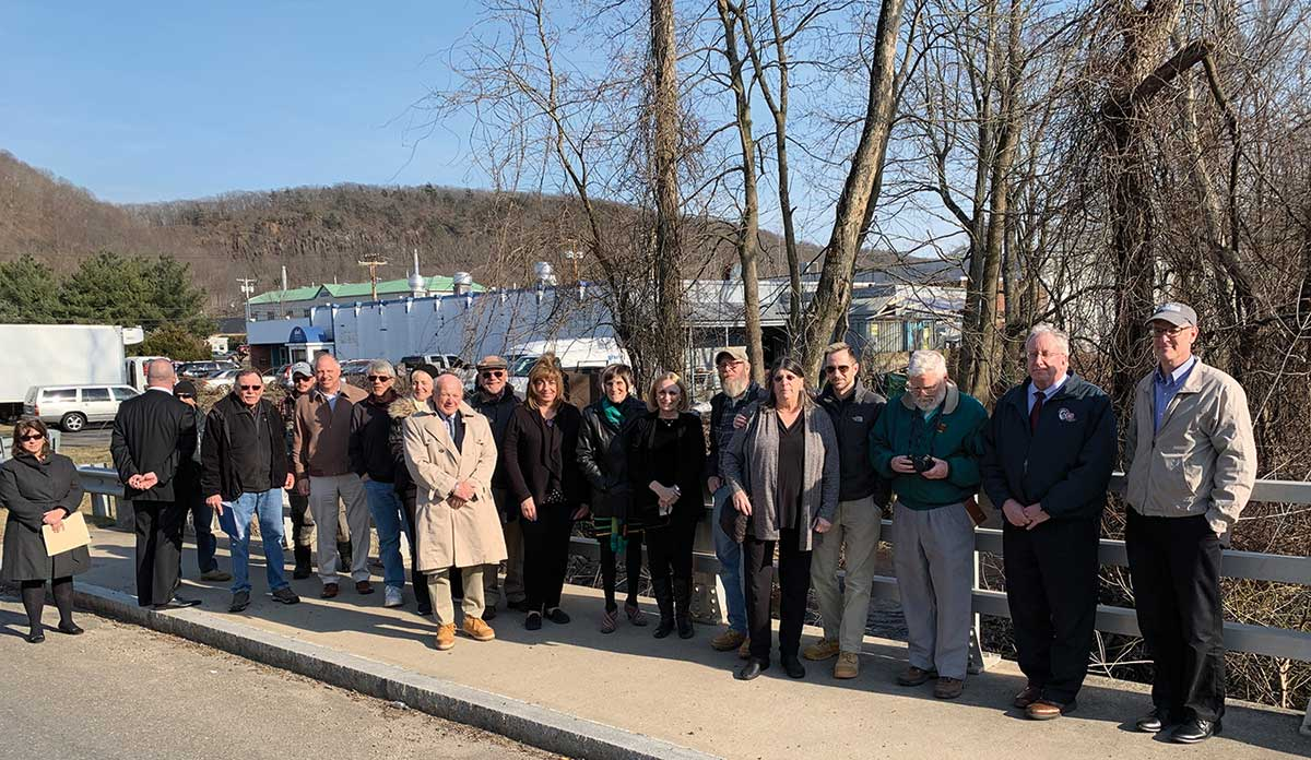 Town Draws Attention to Flooding Problems in the Flats