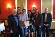 Tara Laugeni Named Student of the Month