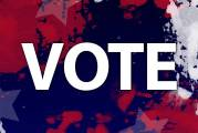 Vote Monday May 6th!