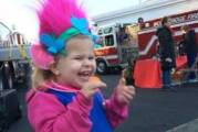 """Truck or Treat"" at the Firehouse"