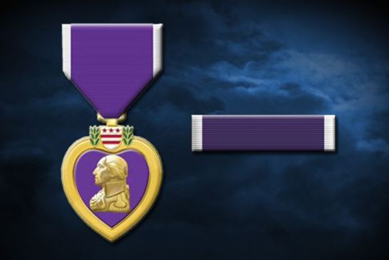 Op-Ed: Reflections On The Purple Heart Award