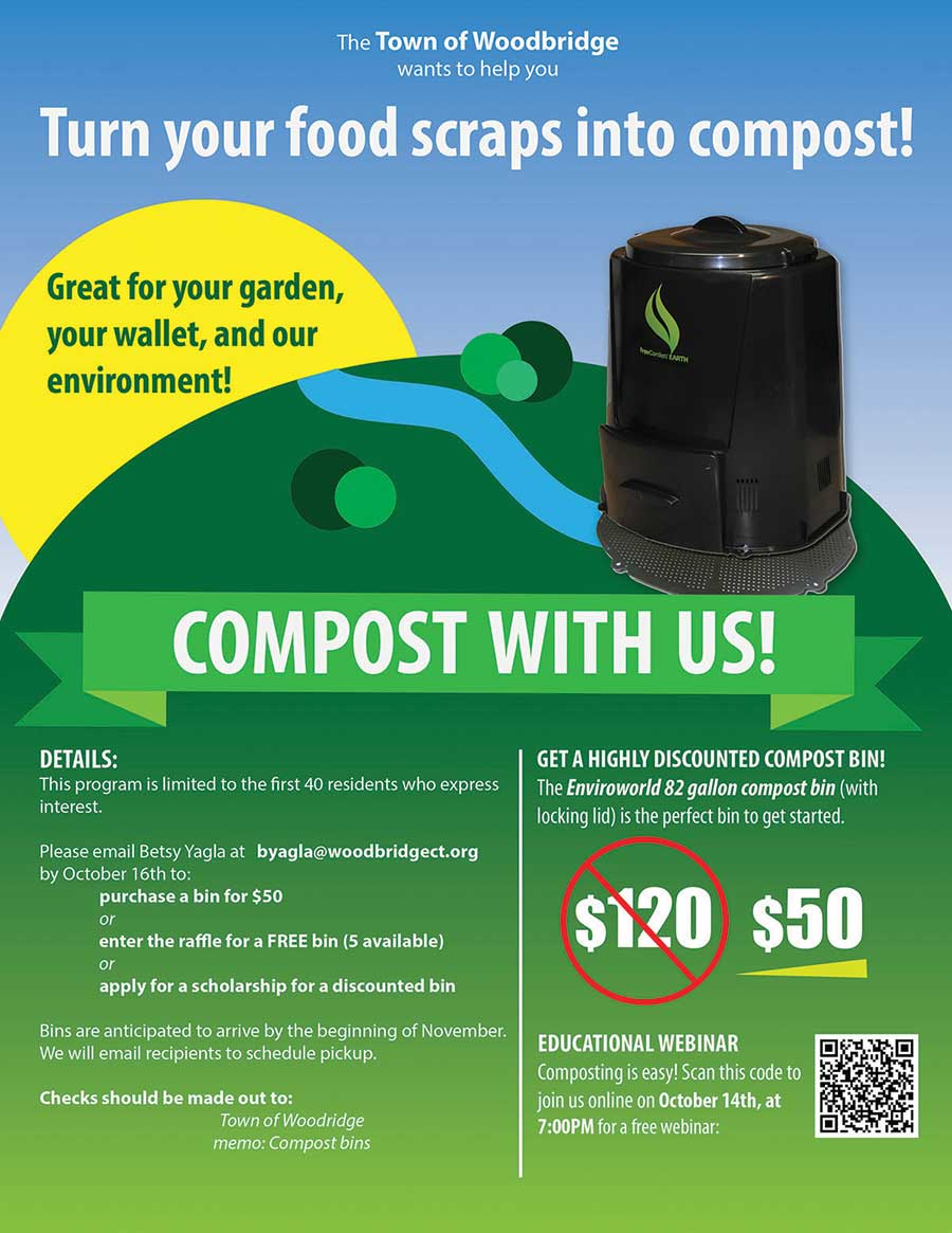 Turn Your Food Scraps Into Compost!