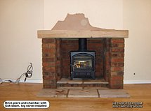 Wood Burning And Multi Fuel Stoves With Fireplaces Installations Ideas For You