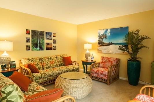 Burnsville Beach Themed Home