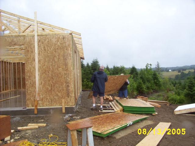 Building a workshop