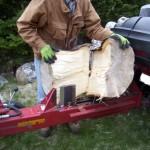 SplitFire wood splitter