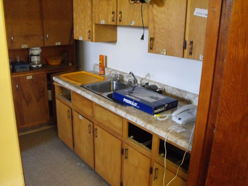 Kitchen repairs