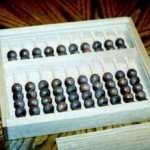 Abacus woodworking project