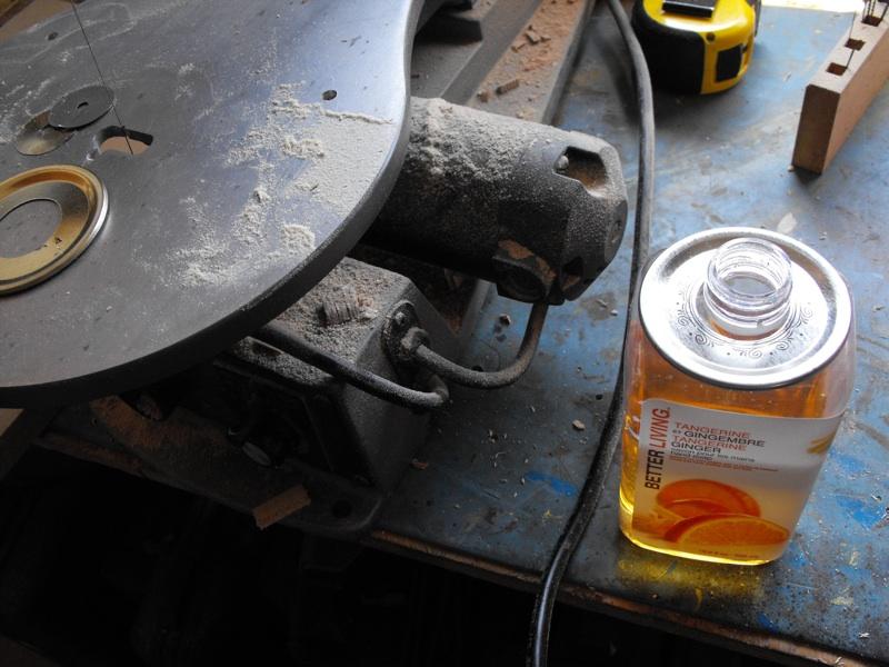 2. Testing the mason jar lids.