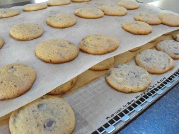 Toffee Chip Cookies