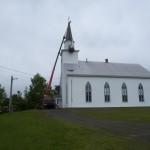 Kings United Church Loch Katrine Nova Scotia