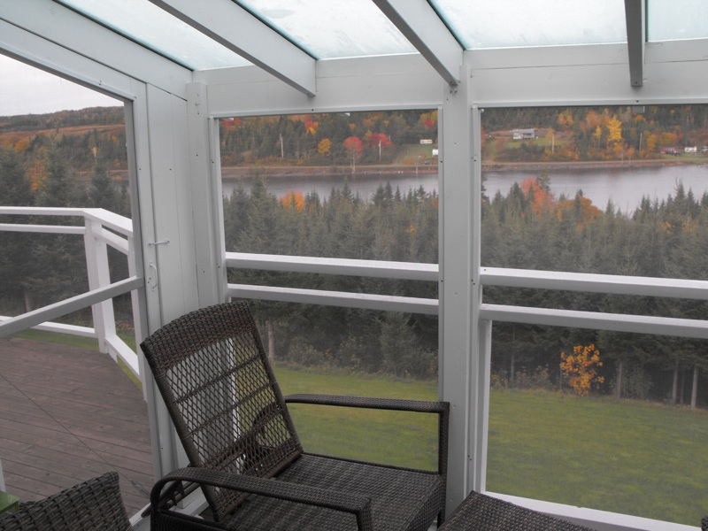Sunroom screens 8