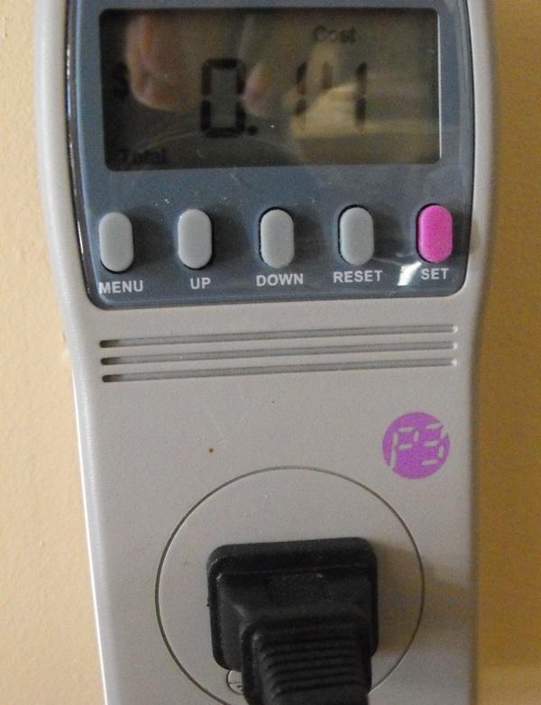 8hr Crock Pot Energy Consumption