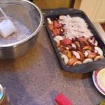 Apple Streusel,baking,homemade,desserts