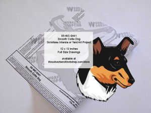 dogs,pets,breeds,smooth collie dogs,instarsia,yard art projects