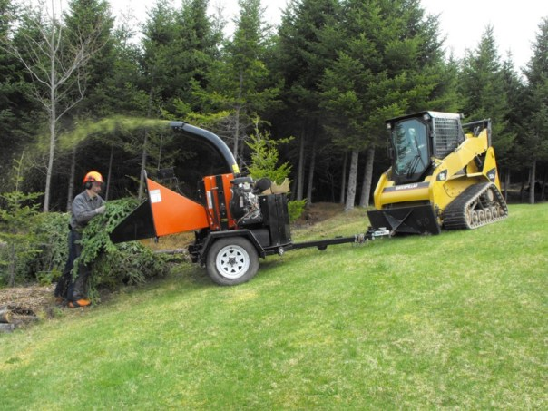 landscaping,forestry,northeastern Nova Scotia