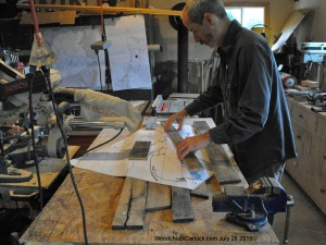 maps of Nova Scotia,wood crafts,DIY
