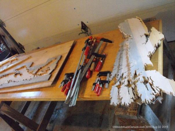 woodworking,wooden maps of Nova Scotia,crafts,hobbies