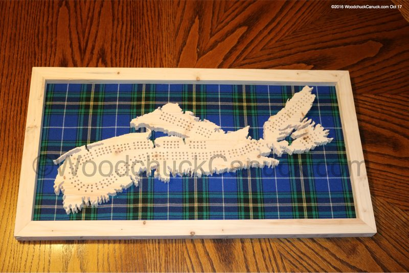cribbage boards templates,wood maps of Nova Scotia,hand crafted,balsam fir,Made in Nova Scotia,Made in Canada,tartans